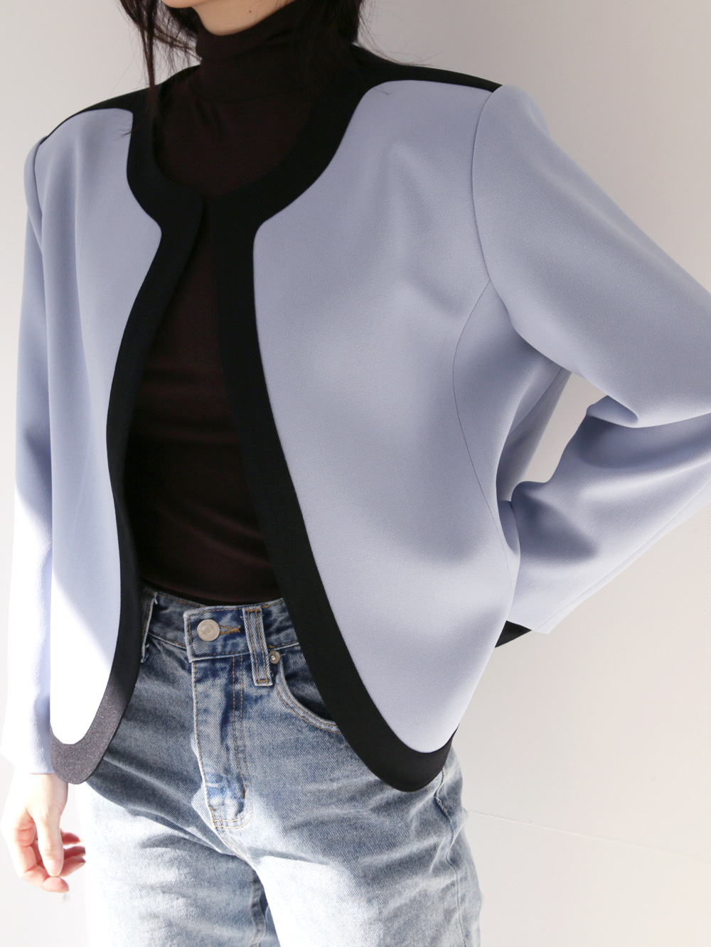 Vintage Jacket (SkyBlue)
